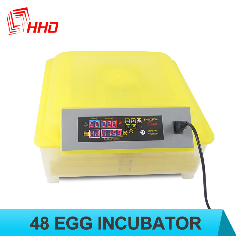 Mini chick incubator hatching eggs with 98% high hatching rate CE approved