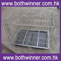 KA062 foldable metal wire pet cage (dog/ cat/ hamster/rubbit/chicken)