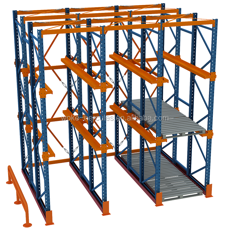 drive-in rack system