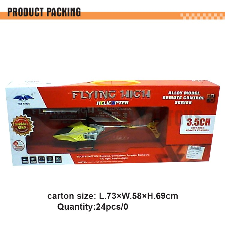 3.5 channel rc big flying toy helicopter