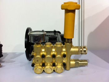 QL-590 high pressure car washer pump