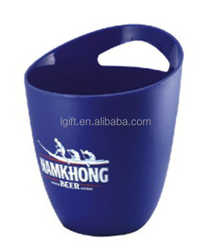 Plastic Ice Bucket for beer and wine