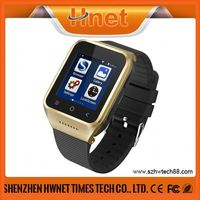 with Capacitive Touch Screen wifi wrist watch cell phone