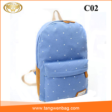 China suppliers rucksack leisure bag new style canvas backpack for <strong>school</strong>
