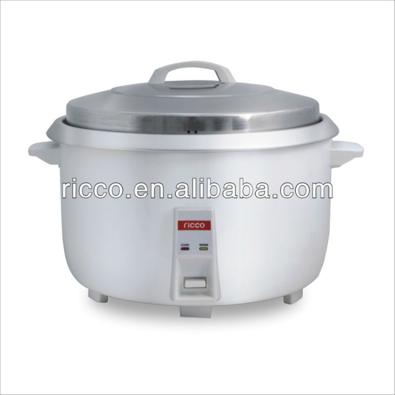 drum rice cooker with big size rice cooker