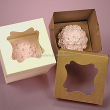 Mini Cupcake Box and Packaging,Cheap Cupcake Box,Cupcake Muffin Box