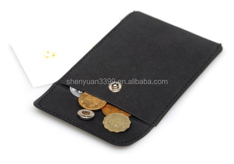 China Supplier Tao Bao Price Promotion High Quality Fashion Tyvek Paper Wallet