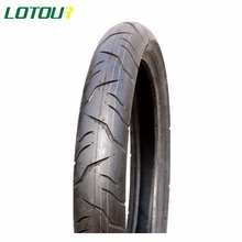 LOTOUR M3055 60/80-17 motorcycle tire have got inner tube