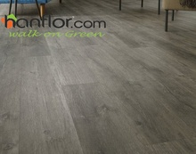 Recycled wood embossed PVC click vinyl plank flooring with high quality