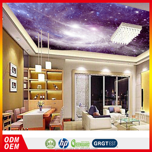digital art ceiling wallpaper picture of bright star wallpaper for ceiling home interior