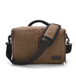 Promotional Sling Bag Women Vintage dslr Camera Bag