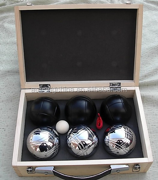 French Bouls/French Game of Boules/French Game Petanque