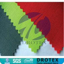 Satin Fire retardant twill cotton fabric / Protective FR Garment