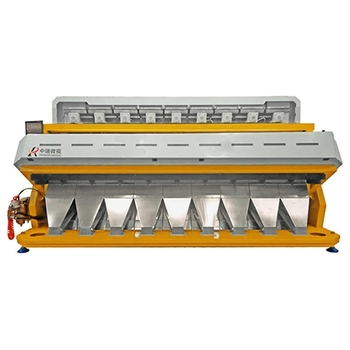 China Good s.precision intelligent nir sorting machine with discount price