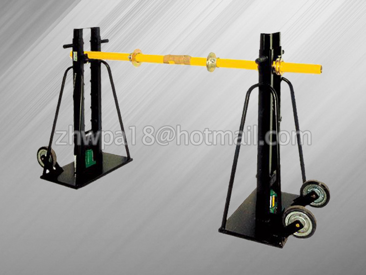 10ton Hydraulic Cable Drum Jack Stand Buy Cable Drum