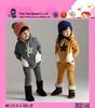Hot Sale High Quality Plush Suit Wholesale Dragon And Phoenix Suit Kids Winter Clothes