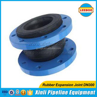 Large Diameter Wear Resistance Rubber Bellows Joint