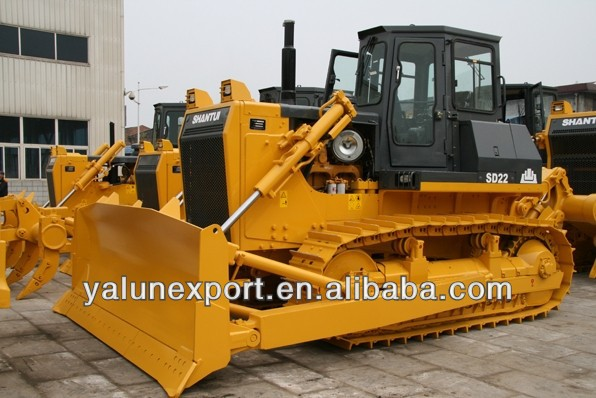Shantui SD22 bulldozer for sale China top brand dozer 220hp crawler dozer price