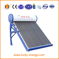 cheap non pressure vacuated tube solar water heaters for hotel use