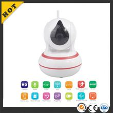 1.3MP mini dome hidden wifi wireless IP camera panoramic ptz home camera