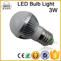 3w High Power Led Bulb Light E27 Handy Led Light Bulb