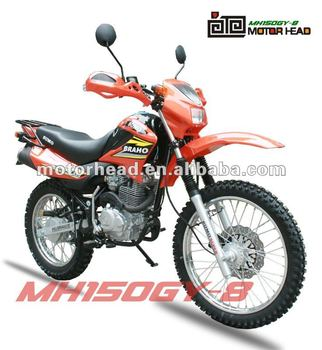 dirt bike MH150GY-9A motorcycle,hot sell 150cc off road motorcycle, chongqing high quality motorcycle 150