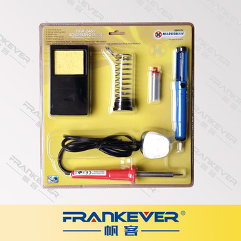 FRANKEVER Plastic handle 30W Soldering iron set