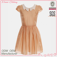 OEM hot selling birthday party wear dresses for girls of 11 years old