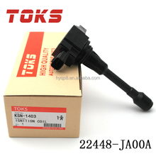 High performance hanshin ignition coil OEM 22448-JA00C