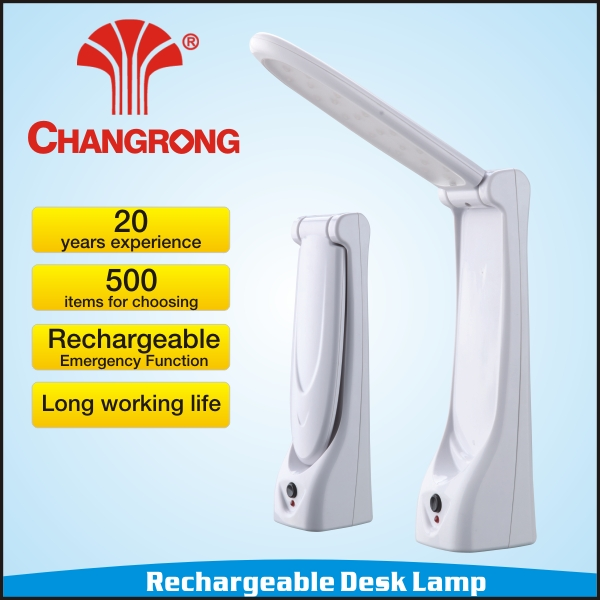 Rechargeable Desk Lamp with 36 pcs Super Bright Led