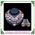 JWG0007 African Fahion Bridal Jewelry Sets(Necklace & Earing)