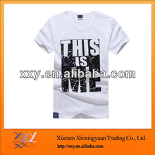 Fancy Boys Tshirts Clothes Chinese Garment Factories
