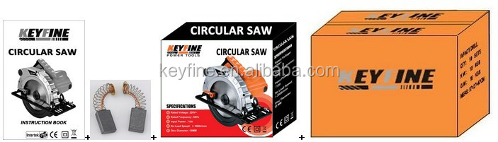 1400W 185MM CIRCULAR SAW for wood cutting