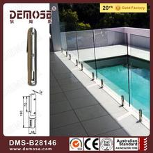 indoor glass fencing pool fence houston
