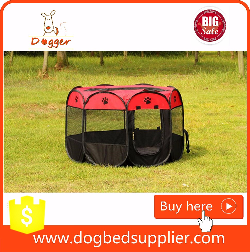 Folding Dog Run / Outdoor Pet Playpen