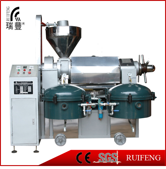 Essential with air compressor seed oil extraction machine/Coconut/Soybean/Copra