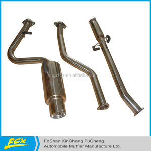 Racing AUTO EXHAUST SYSTEM HIGH PERFORMANCE 04+SCION TC Catback systemN1 STYLE with great price