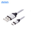 Aluminum Casing USB 2.0 3.0 A to Micro USB Male Data Sync Charging Cable for Android Mobile Devices