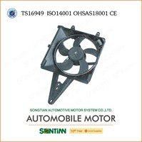 Songtian Auto Parts 12V DC Motor 69401107 For FIAT PALIO Radiator Cooling Fan From Wenzhou