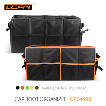 VCAN CP04408 Large size folding car trunk storage box auto trunk organizer