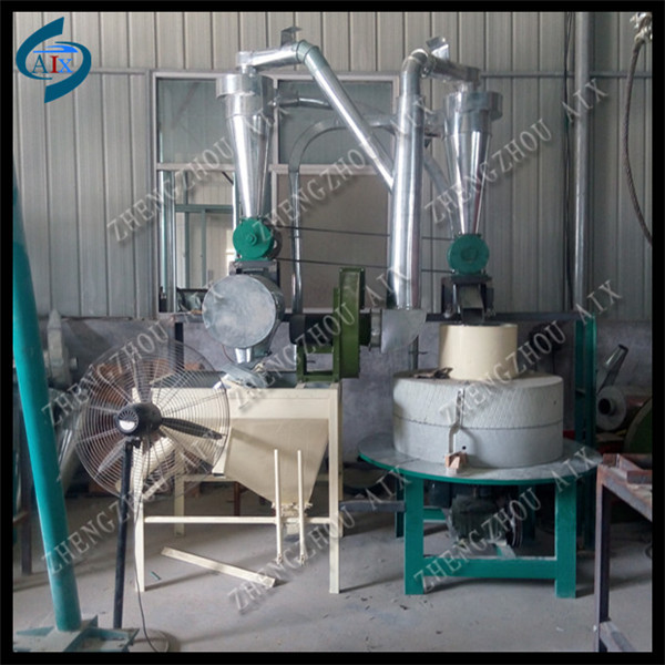 Multi-purpose stone flour mill/stone grain mill/flour stone mill for sale