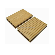 various size easy to install and clean WPC decking from china