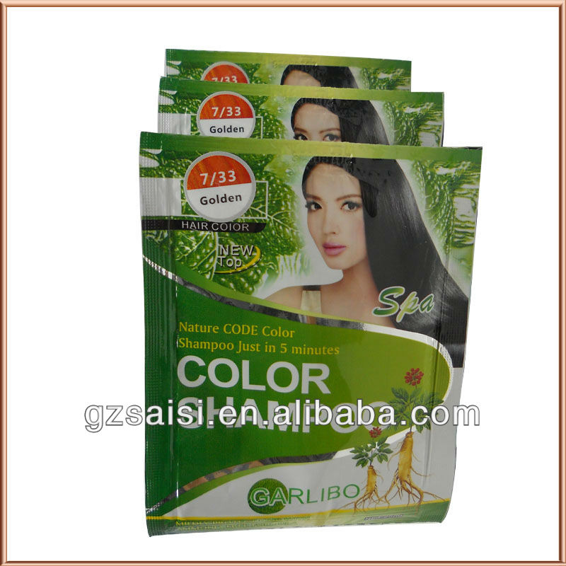 new top!!! natural code color shampoo