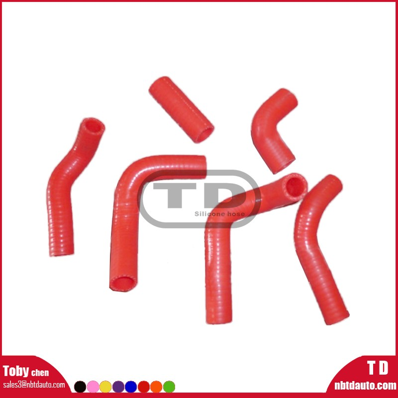 motorcycle silicone hose Kit ATV HVA TE250 TC250 <strong>01</strong>
