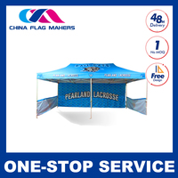 The cheap large waterproof tent cover folding canopy