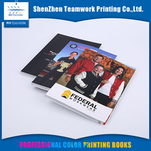 Company Sample Full Color Brochure Printing commercial printing industry