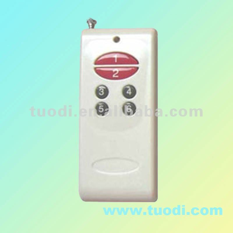 TDL-9989 23A12V pc programmable remote control