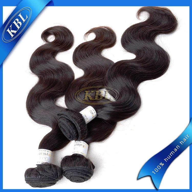 Full Head 3pcs Lot body wave natural color dyeable bleachable virgin mongolian hair
