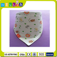 wholesale cute baby bandana scarf bib