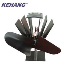 well selling heat powered stove fan